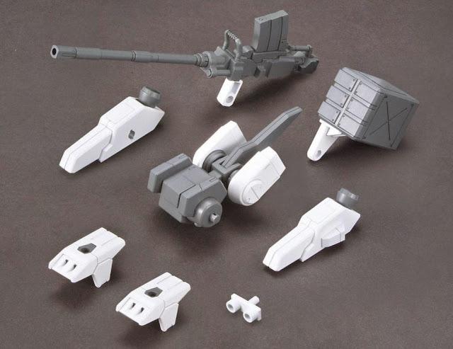 Vũ khí Gundam Ez-Arms HG Build Custom 016 tỷ lệ 1/144