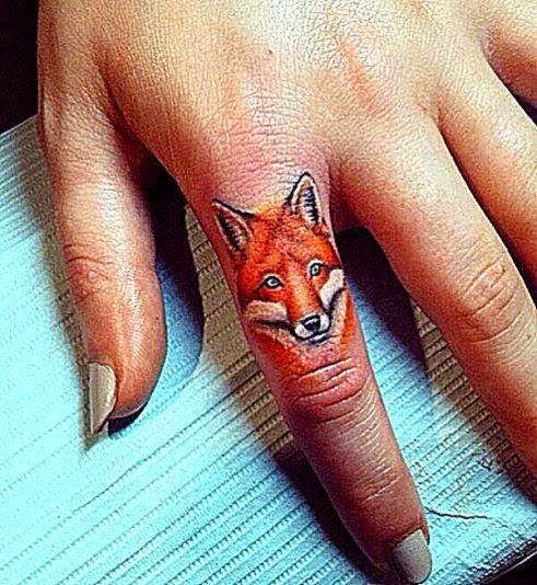 c81149817a6d6 55 Cute Finger Tattoos « Cuded – Showcase of Art amp Design