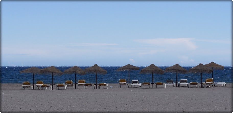 Playa de vera en Garrucha
