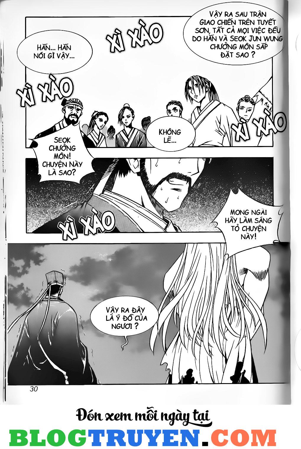 Thiên Lang Liệt Truyện Scan Chap 104 - Truyen.Chap.VN