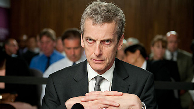 Peter Capaldi as Malcom Tucker; The Thick of It, BBC2