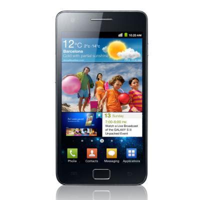 Samsung i9100 Galaxy S II Preorder