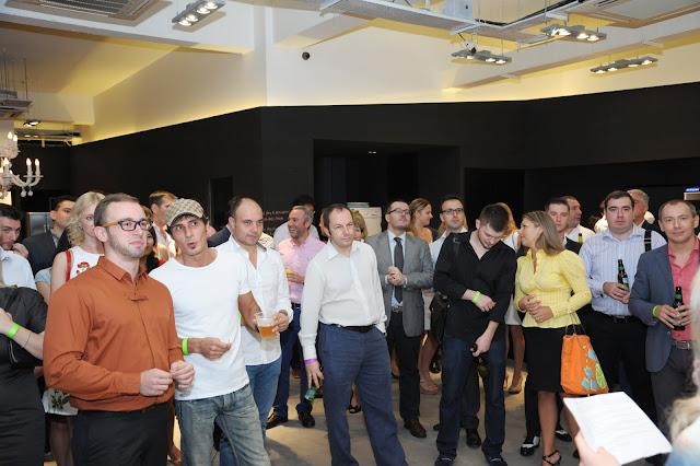Гости русско-итальянского мероприятия