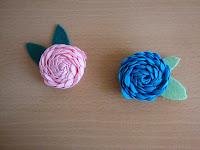 horquilla flor/flower hairpin
