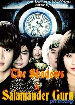 Phim Võ Đạo Kỳ Giông-Salamander Guru And The Shadow