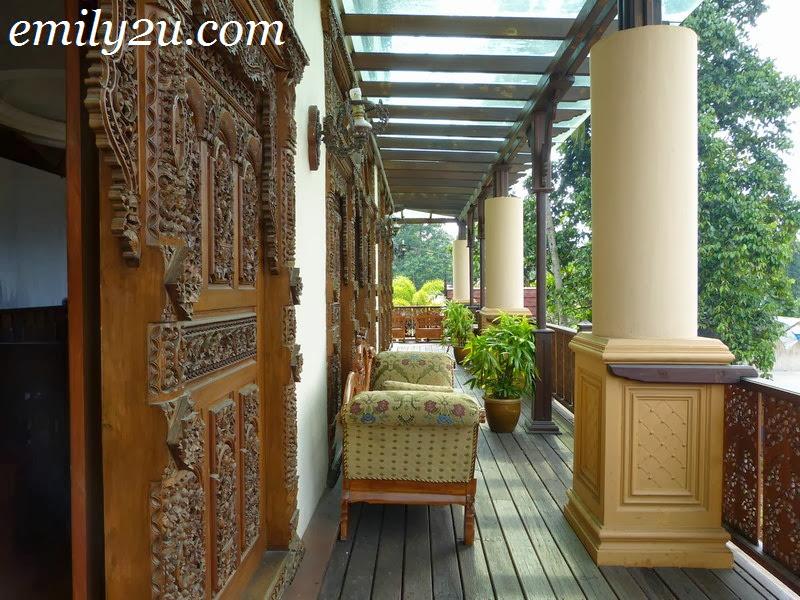 Villa Warisan JA