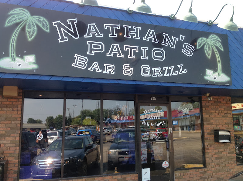 Bar and Grill Canton OH | Nathan's Patio Bar & Grill at 725 30th St NE, Canton, OH