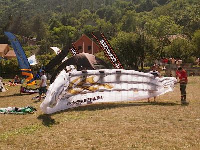 Week-end test Flysurfer-Deluxe Party 2/3 juillet Lac de Monteynard Deluxe_flysurfer_0064