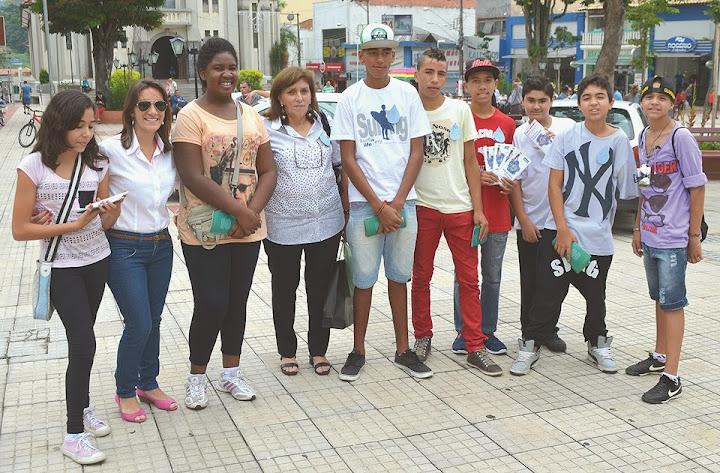 Unimed São Roque apoia projeto em comemoração ao Dia Mundial da Água