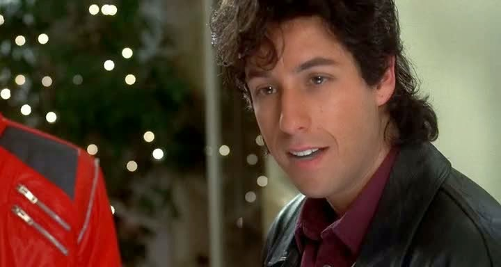 Screen Shot Of Hollywood Movie The Wedding Singer (1998) In Hindi English Full Movie Free Download And Watch Online at Alldownloads4u.Com