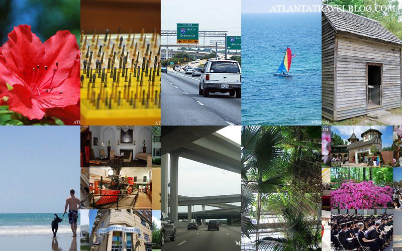 Atlanta Travel: самое популярное за первые полгода 2012