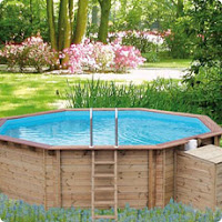 piscine offerte prezzi piscine fuori terra in legno
