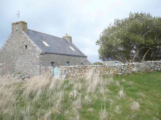 Maison bretonne au sud de Lampaul