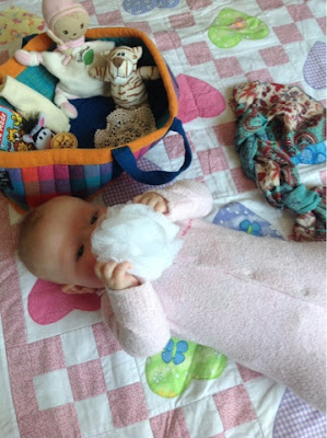 Just For Daisy:: Infant Sensory Fun
