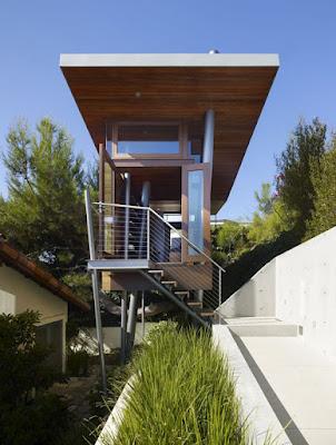 Banyan Treehouse by Rockefeller Partners Architects 2 Rumah Pohon Modern Yang Tidak Dibangun Di Atas Pohon