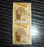 sellos Paisajes y Monumentos-Sigena d