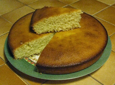 Gateau au citron