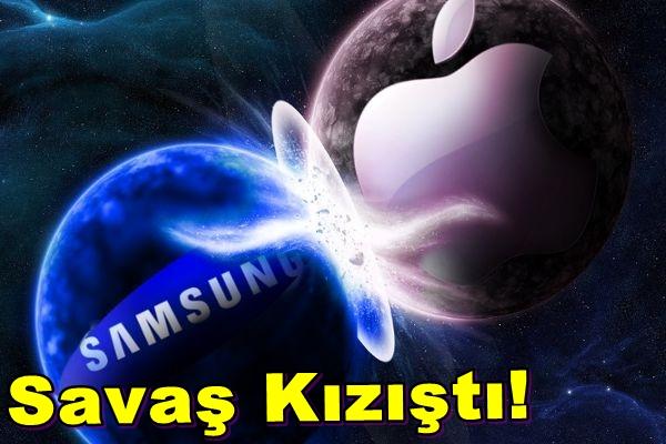 Samsung Apple'dan İntikam Alıyor!