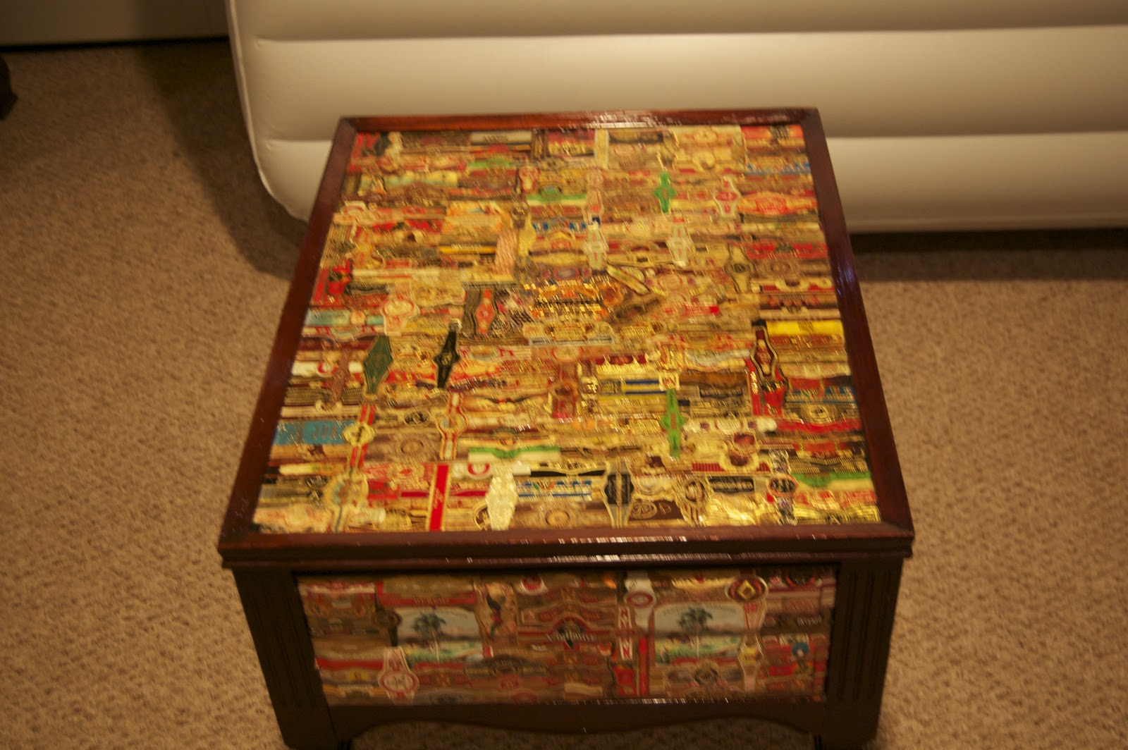 Gt New Friends Old Furniture Laura S Cigar Band Tables