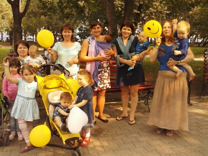Пермь неделя поддержки грудного вскармливания АКЕВ