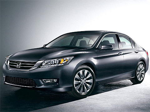 Motor Trend: 2013 Honda Accord