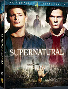 Supernatural / Sobrenatural Temporada 4