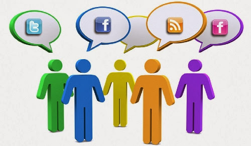 clientes en redes sociales