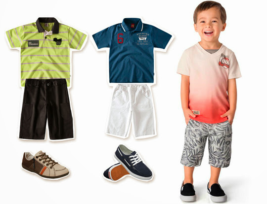roupas bonitas para crianças