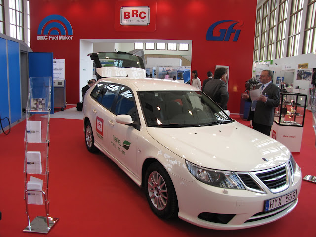 Saab 9-5 CNG