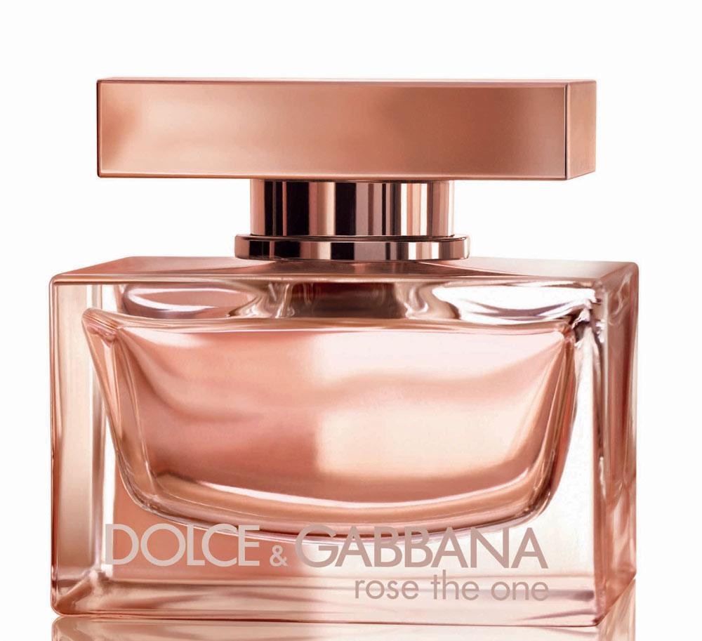 Miss Chew: Perfume: Dolce & Gabbana- Rose The One