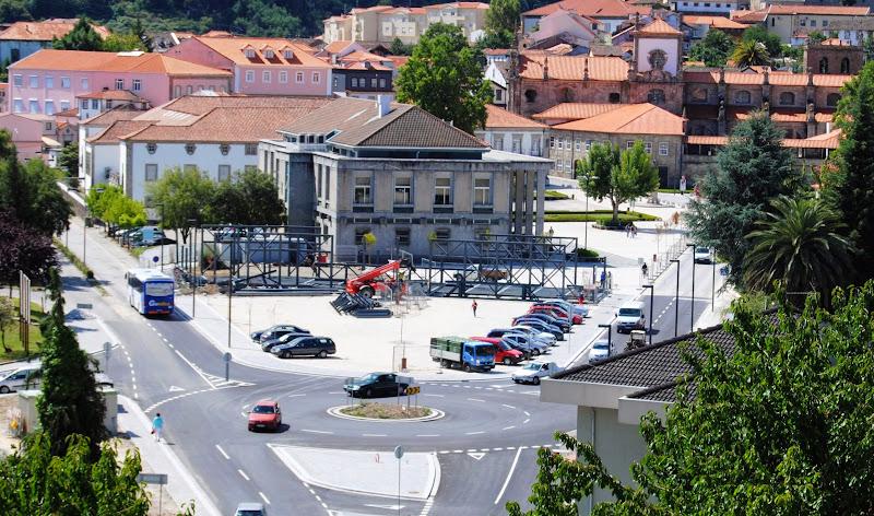Novo parque de estacionamento nasce junto ao Tribunal Judicial de Lamego