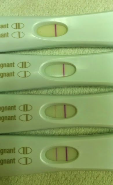 Thats  14 Dpo I Will Not Be Testing Anymore