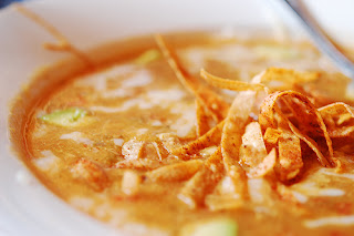 Applebees Chicken Tortilla Soup