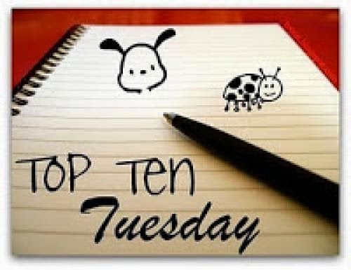 Top Ten Tuesday Totally Deceiving Books