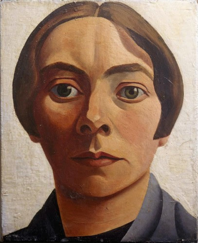 Charley Toorop - Self-portrait