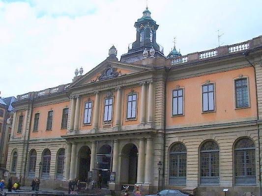 Nobel Museum, Stortorget 2, 103 16 Stockholm, Sweden