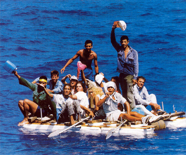 Micração Cuba - EUA