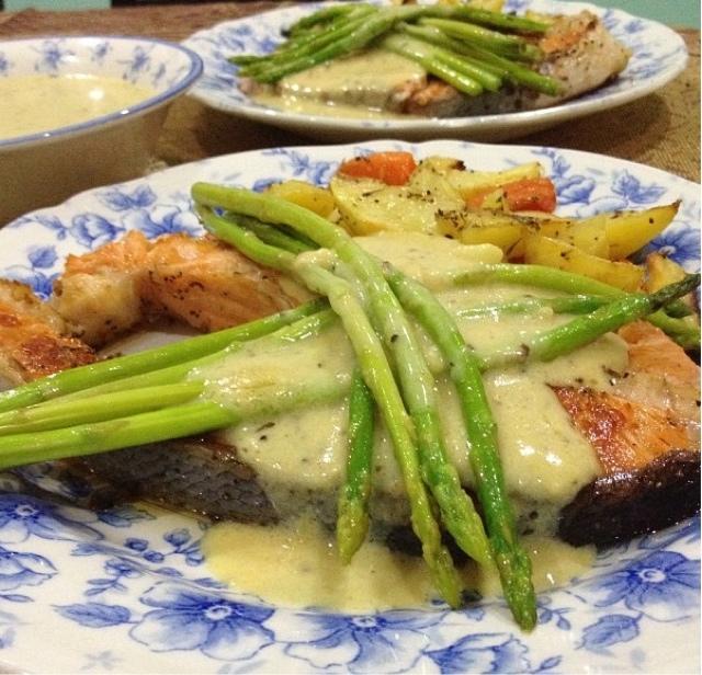 The Beauty In Everyday Life Koleksi Resepi Grill Salmon Atau Ikan