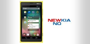 Newkia Nokia Android