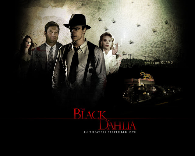 Black Dahlia movie poster