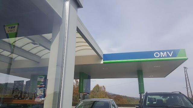 OMV petrol station