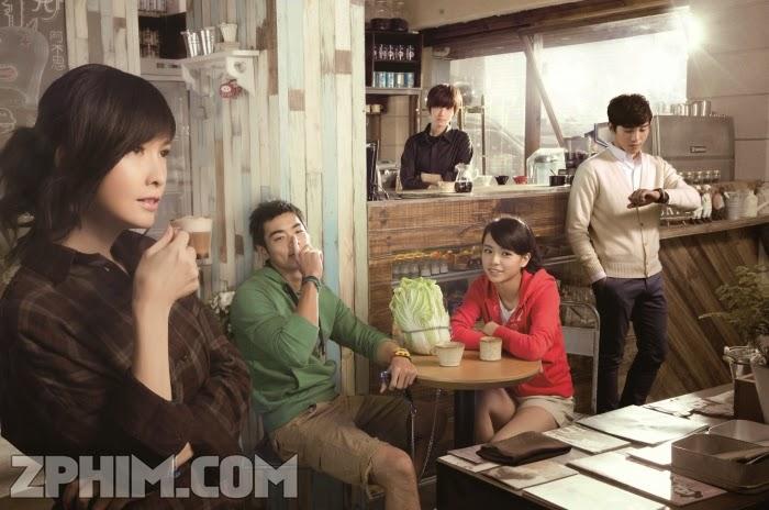 Ảnh trong phim Cà Phê Đợi Một Người - Cafe Waiting Love 1