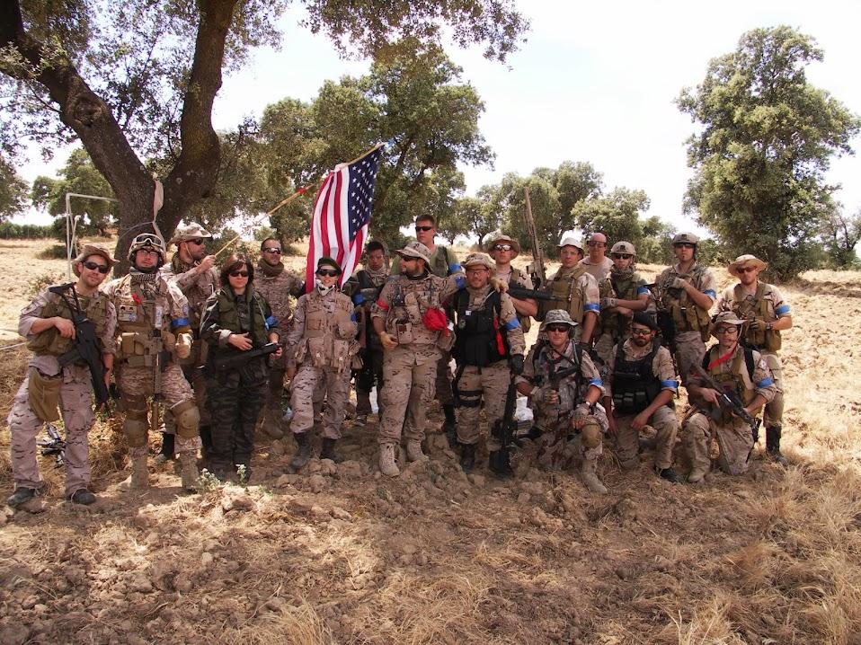 """Fotos de """"THE FINAL WAR"""". La Granja. 23-06-13 PICT0107"""