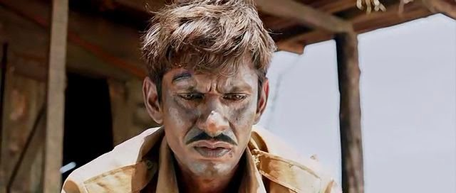 Screen Shot Of Hindi Movie Kya Dilli Kya Lahore (2014) Download And Watch Online Free at Alldownloads4u.Com