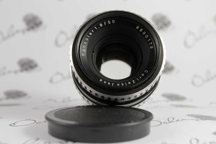 [OECHERPHOTO] [JUAL] Carl Zeiss Pancolar Zebra 50mm f1,8