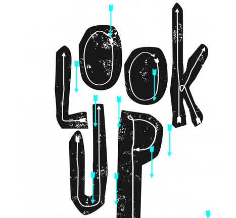 Look Up Free Fonts