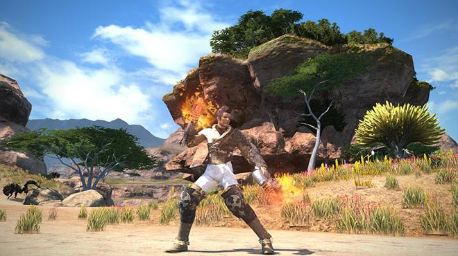 Final Fantasy XIV khoe ảnh các lớp nhân vật - Ảnh 8