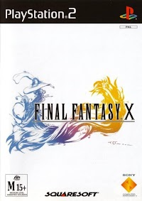 Jaquette du jeu Final Fantasy X