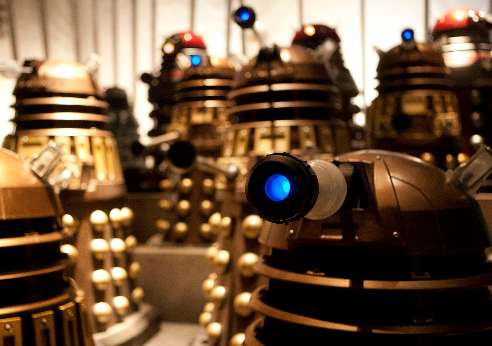 Doctor Who series 7 - Asylum of the Daleks