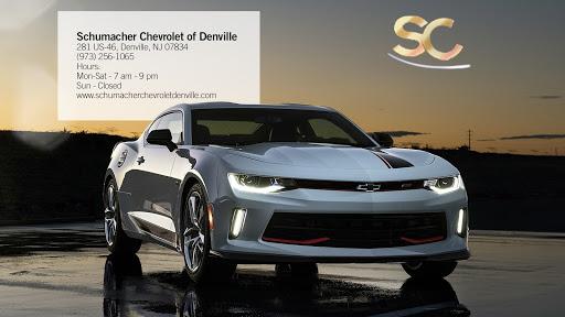 Chevrolet Dealer Schumacher Chevrolet Of Denville Reviews